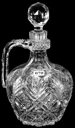 C. Dorflinger & Sons - House of Brilliant Glass