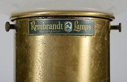Great The Rembrandt Lamps Makeru0027s Decal; Image Credit On Full Record.