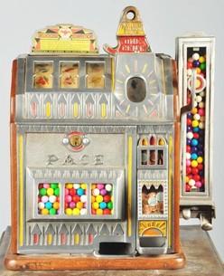 pace slot machine value