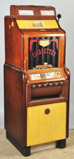 vending machine  jennings  ciga