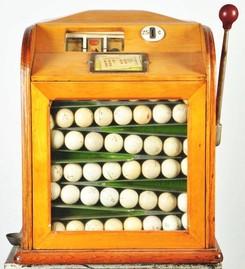 Dallas Country Club Golf Ball Washer -
